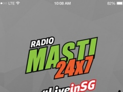 Radio Masti 24x7 1.0.2 Screenshot