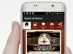 Radio Mexico Radio station 1.3 Screenshot