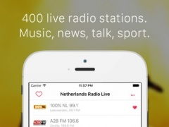 Radio Netherlands: Listen to Dutch & Nederland Radio 1.0 Screenshot