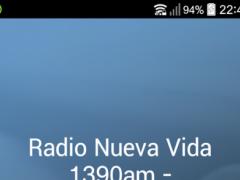 Radio Nueva Vida 1390AM - LA 4.0.2 Screenshot