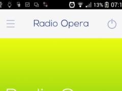 Radio Opera 2.0 Screenshot