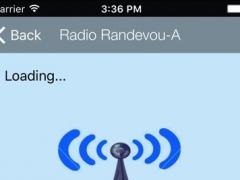 Radio Randevou-A 1.0 Screenshot