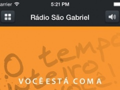 Rádio São Gabriel 1.2 Screenshot