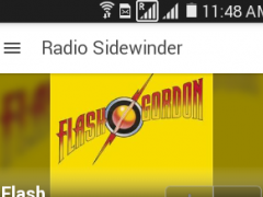 Radio Sidewinder 4.0.9 Screenshot