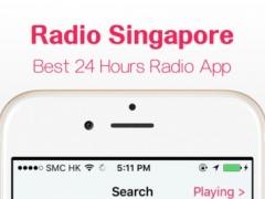 Radio Singapore - Live FM broadcast, music & news 1.4 Screenshot