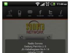 Radio Sonora 1.0 Screenshot