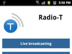 Radio-T client 1.0.1 Screenshot