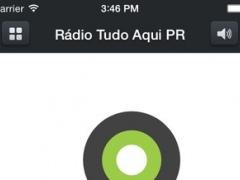 Rádio Tudo Aqui PR 1.0 Screenshot