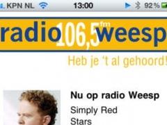Radio Weesp 1.1 Screenshot