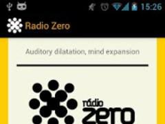 Radio Zero 0.2 Screenshot