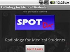 Radiology for Medical Students 1.0 Screenshot
