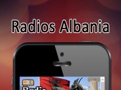 Radios Albania Online - Stream Free Live Radio 1.3 Screenshot