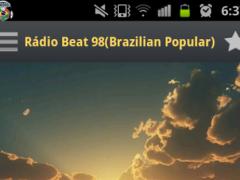Radios Brasil Online 2014 3.1 Screenshot