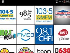 Radios Canada 2.4 Screenshot