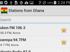 Radios from Ghana 1.1 Screenshot