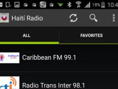 Radios Haiti 2.2 Screenshot