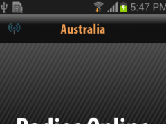 Radios of Australia 1.0 Screenshot
