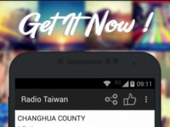 Radios Taiwan AM FM Free 1.0.7 Screenshot