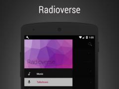 Radioverse - Internet Radio 1.1.0 Screenshot