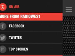 Radiowest 2.9.126.99 Screenshot