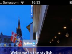 Radisson Blu Hotel Basel 1.400 Screenshot