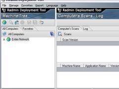 Radmin Deployment Package 1.1 Screenshot
