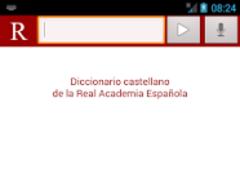 RAE Dictionary 1.5.2 Screenshot