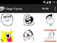 Rage Faces 1.13.0 Screenshot