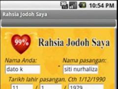 Rahsia Jodoh Saya for Android 5.4 Screenshot