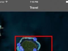 RAIATEA – GPS Travel Map Offline Navigator 1.0 Screenshot
