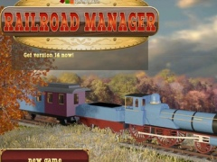 Railroad Manager 1.8.1 Screenshot