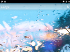 Rain 3D Live Wallpaper 2.0 Screenshot