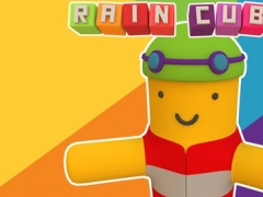 Rain Cubes - 3D coloring book for kids and toddler - free to play - girls boys to family 1.2.5 Screenshot