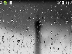 Rain In Paris Live Wallpaper 2.0 Screenshot