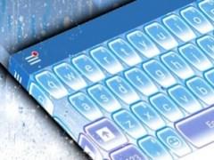 Rain Keypad Theme 1.279.13.122 Screenshot