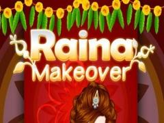 Raina Makeover Salon 1.0 Screenshot