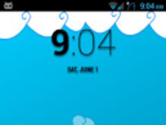 Rainbow Dash Themed LWP 1.3 Screenshot