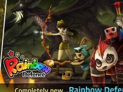 Rainbow Defence 1.7.0 Screenshot