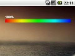 Rainbow Line Battery 1.0 Screenshot