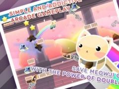 Rainbow Tissue Cat 1.0 Screenshot