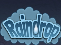 Raindrop - A Music Game of Procedurally Generated Songs and Relaxing Reflex Training 1.0 Screenshot
