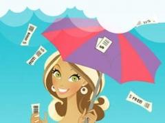 Raining Hot Coupons 1.04 Screenshot
