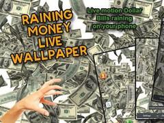 Raining Money Live Wallpaper 10 Screenshot