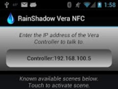 RainShadow Vera NFC 1.0 Screenshot