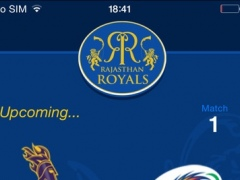 Rajasthan Royals 3.1 Screenshot