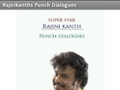 Rajnikanth Punch Dialogues 1.0.1 Screenshot