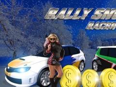 Rally Snow Racer Pro 1.0 Screenshot
