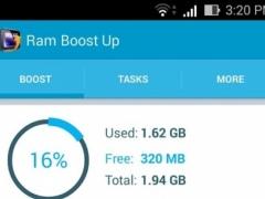 Ram Boost Up 4.0 Screenshot
