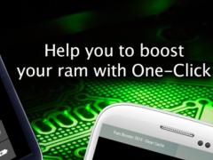 Ram Booster 2016 - Clean Cache 1.1.1 Screenshot