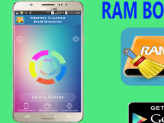 RAM Booster Free 2016 1.1 Screenshot